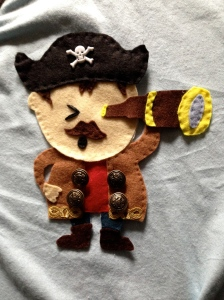 applique pirate