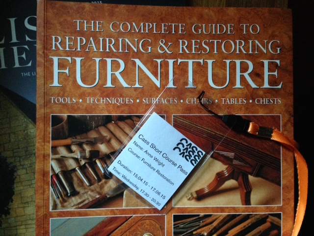 Furniture Restoration Book